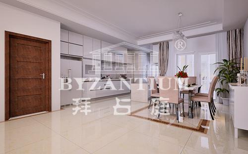 东上海赋  现代  207平米