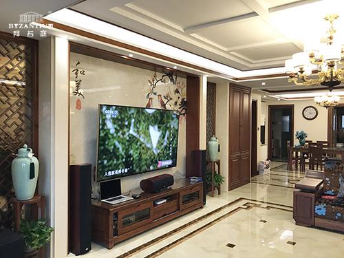东上海赋  中式  260平米